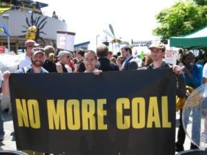 No More coal, BZ and friends