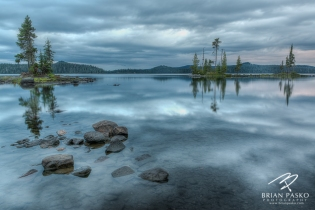 Waldo Lake - Brian Pasko Photography