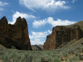 Painted Canyon Owyhee